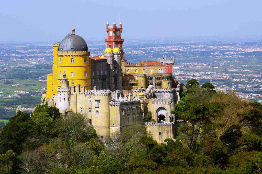 Sintra, Lissabon Gruppenreise