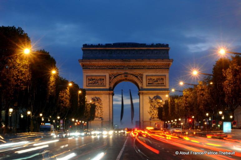 Paris Stadtbesichtigung