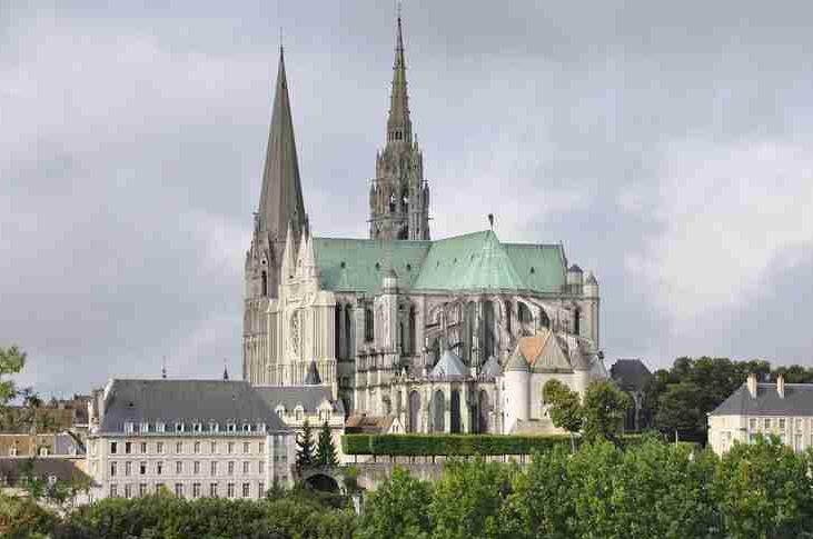 Chartres, Kulturreisen Frankreich