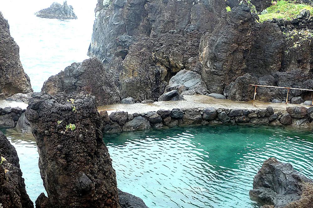 Madeira-Reise von Plietsch und Gut, natürliche Schwimmbecken,