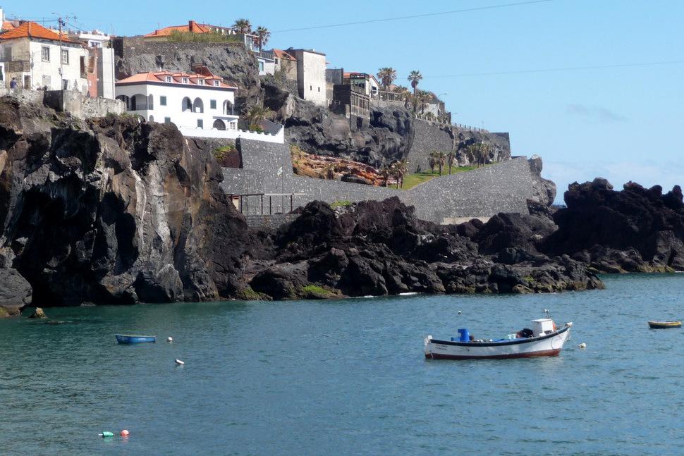 Madeira Fischerhafen, Naturreise 60plus, Erholung mit Plietsch und Gut