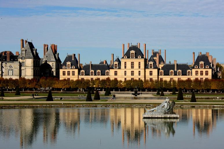 Fontainebleau und die Schlösser der Loire