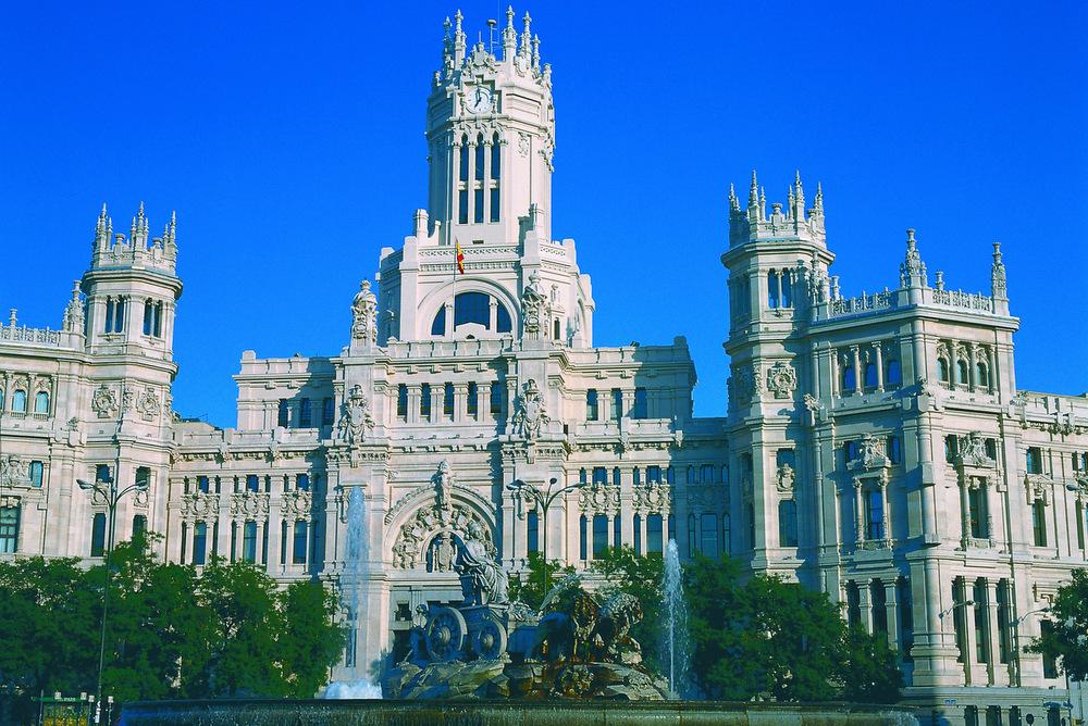 Seniorenreise Spanien Bild Madrid
