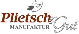 Logo Plietsch und Gut Manufaktur